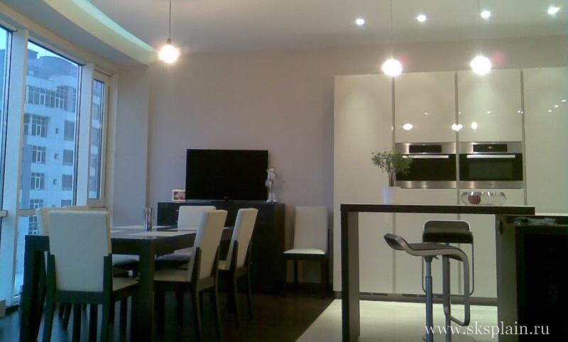 Евроремонт квартиры в современном стиле