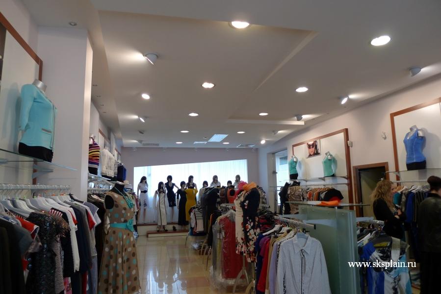 Магазин-склад